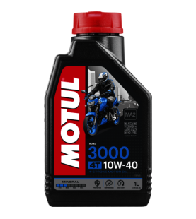 MOTUL 10W-40 3000 4T