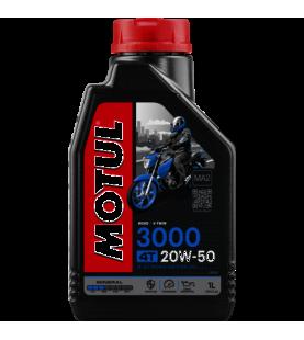 MOTUL 20W-50 3000 4T 1L