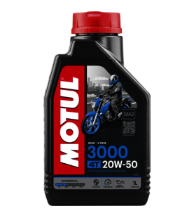 MOTUL 20W-50 3000 4T