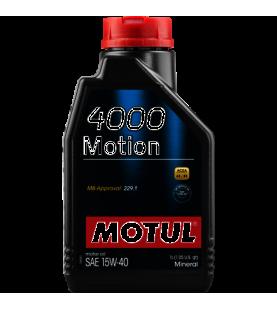 MOTUL 15W-40 4000 motion...