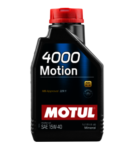 MOTUL 15W-40 4000 Motion 1l
