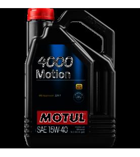 MOTUL 15W-40 4000 Motion 5l