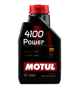 MOTUL 15W-50 4100 Power 1l