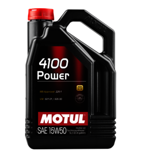 MOTUL 15W-50 4100 Power 5l