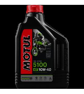MOTUL 10W-40 5100 4T (2l)