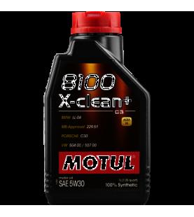 MOTUL 5W-30 8100 X-clean+ 1l
