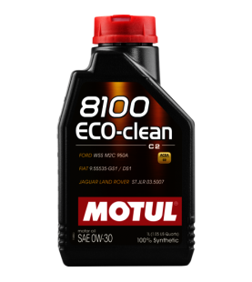 MOTUL 0W-30 8100 ECO-clean 1l