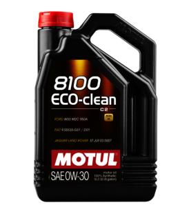 MOTUL 0W-30 8100 ECO-clean 5l