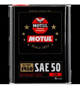 MOTUL classic SAE 50...