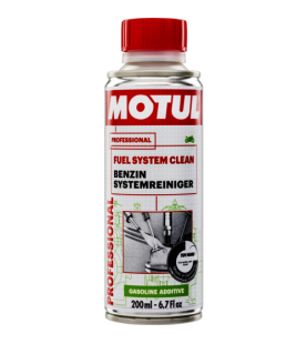 MOTUL Fuel system clean...