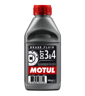 MOTUL DOT 3 & 4 500ml