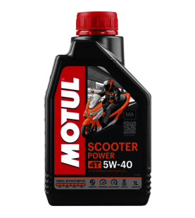MOTUL 5W-40 Scooter power...