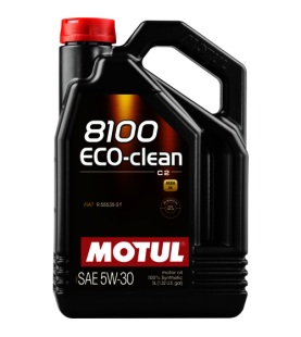 MOTUL 5W-30 8100 ECO-clean...