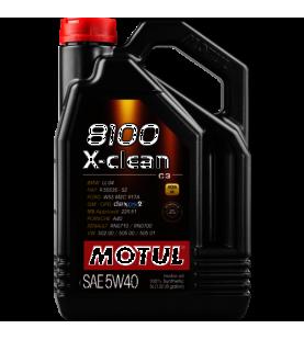 MOTUL 5W-40 8100 X-clean (5l)