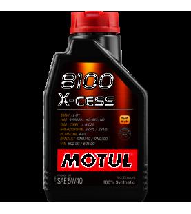 MOTUL 5W-40 8100 X-cess 1l