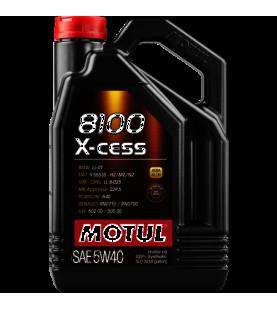 MOTUL 5W-40 8100 X-cess 5l