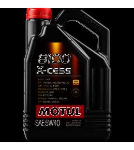 MOTUL 5W-40 8100 X-cess 4l