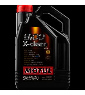 MOTUL 5W-40 8100 X-clean (4l)