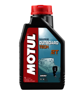 MOTUL Outboard tech 2T (1l)
