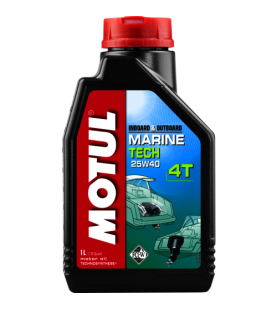 MOTUL 25W-40 Marine Tech 4T...