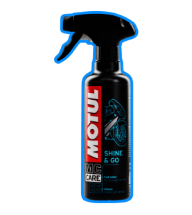 MOTUL MC care™ E5 shine & go