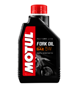 MOTUL 5W Fork oil FL light