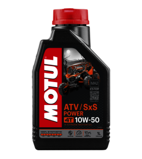 MOTUL 10W-50 ATV SxS Power...