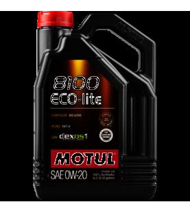 MOTUL 0W-20 8100 ECO-lite 5l