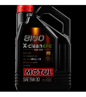 MOTUL 5W-30 8100 X-clean...