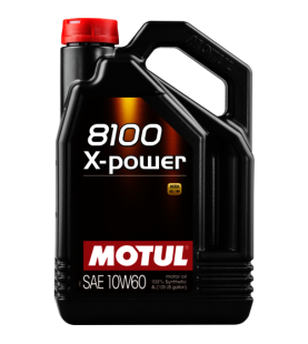 MOTUL 10W-60 8100 X-power 4l
