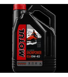 MOTUL 0W-40 Snowpower 4T (4l)