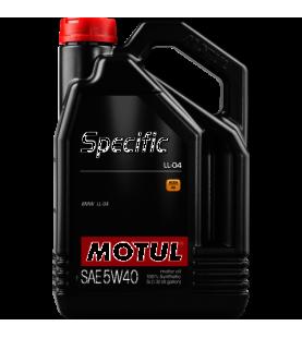 MOTUL 5W-40 Specific LL-04...