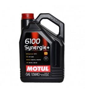 MOTUL 10W-40 6100 SYNERGIE+ 4l