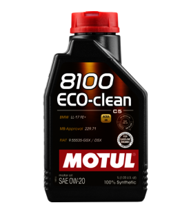 MOTUL 0W-20 8100 ECO-clean...