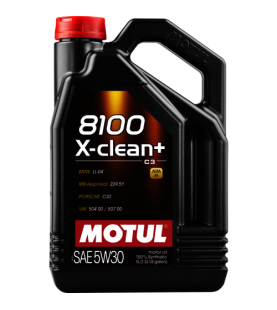 MOTUL 5W-30 8100 X-clean+ 5l