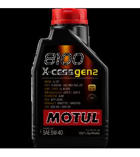 MOTUL 5W-40 8100 X-CESS...